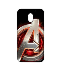Avengers Age of Ultron Avengers Version 2 Sublime Case for Moto E3 Power