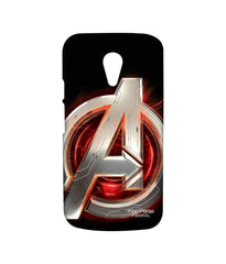 Avengers Age of Ultron Avengers Version 2 Sublime Case for Moto G2