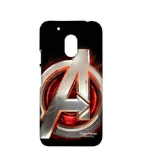 Avengers Age of Ultron Avengers Version 2 Sublime Case for Moto G4 Play