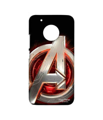 Avengers Age of Ultron Avengers Version 2 Sublime Case for Moto G5 Plus
