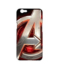 Avengers Age of Ultron Avengers Version 2 Sublime Case for Oppo F1s