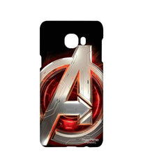 Avengers Age of Ultron Avengers Version 2 Sublime Case for Samsung C7