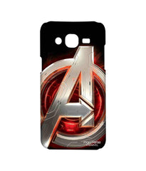Avengers Age of Ultron Avengers Version 2 Sublime Case for Samsung Grand Prime