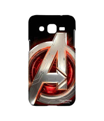 Avengers Age of Ultron Avengers Version 2 Sublime Case for Samsung J2
