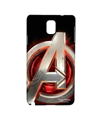 Avengers Age of Ultron Avengers Version 2 Sublime Case for Samsung Note 3