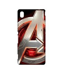 Avengers Age of Ultron Avengers Version 2 Sublime Case for Sony Xperia M4 Aqua