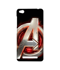 Avengers Age of Ultron Avengers Version 2 Sublime Case for Xiaomi Redmi 3S