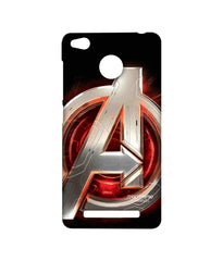 Avengers Age of Ultron Avengers Version 2 Sublime Case for Xiaomi Redmi 3S Prime