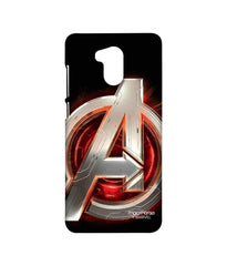 Avengers Age of Ultron Avengers Version 2 Sublime Case for Xiaomi Redmi 4 Prime