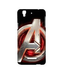 Avengers Age of Ultron Avengers Version 2 Sublime Case for YU Yureka Plus