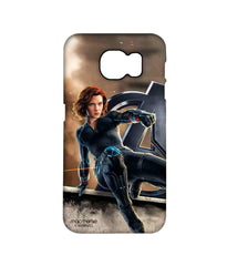 Avengers Black Widow Age of Ultron Super Spy Pro Case for Samsung S6 Edge Plus