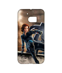 Avengers Black Widow Age of Ultron Super Spy Sublime Case for HTC 10 Lifestyle