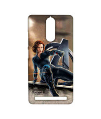 Avengers Black Widow Age of Ultron Super Spy Sublime Case for Lenovo Vibe K5 Note