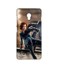 Avengers Black Widow Age of Ultron Super Spy Sublime Case for Lenovo Vibe P1