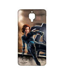 Avengers Black Widow Age of Ultron Super Spy Sublime Case for OnePlus Three