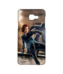 Avengers Black Widow Age of Ultron Super Spy Sublime Case for Samsung A7 (2016)