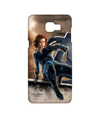 Avengers Black Widow Age of Ultron Super Spy Sublime Case for Samsung A9 Pro