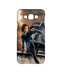 Avengers Black Widow Age of Ultron Super Spy Sublime Case for Samsung Grand Max