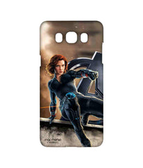Avengers Black Widow Age of Ultron Super Spy Sublime Case for Samsung J7 (2016)
