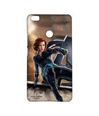 Avengers Black Widow Age of Ultron Super Spy Sublime Case for Xiaomi Mi Max