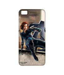 Avengers Black Widow Age of Ultron Super Spy Sublime Case for Xiaomi Mi5