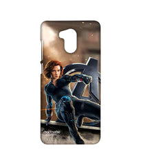 Avengers Black Widow Age of Ultron Super Spy Sublime Case for Xiaomi Redmi 4 Prime