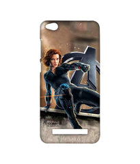Avengers Black Widow Age of Ultron Super Spy Sublime Case for Xiaomi Redmi 4A