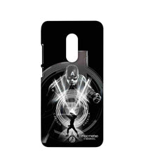 Avengers Captain America Age of Ultron Black Captain Sublime Case for Xiaomi Redmi Note 4