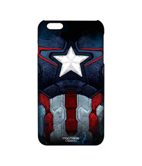 Avengers Captain America Age of Ultron Cap Am Suit Pro Case for iPhone 6 Plus