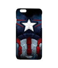 Avengers Captain America Age of Ultron Cap Am Suit Pro Case for iPhone 6S