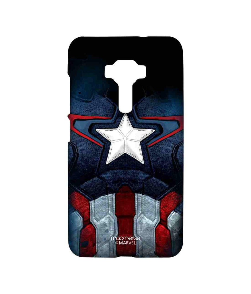 Captain America Case for Asus Zenfone 3 ZE552KL