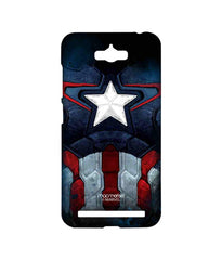 Avengers Captain America Age of Ultron Cap Am Suit Sublime Case for Asus Zenfone Max