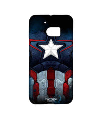 Avengers Captain America Age of Ultron Cap Am Suit Sublime Case for HTC 10