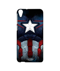 Avengers Captain America Age of Ultron Cap Am Suit Sublime Case for HTC Desire 820