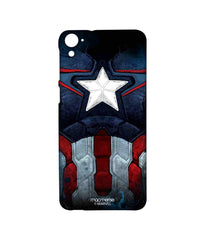 Avengers Captain America Age of Ultron Cap Am Suit Sublime Case for HTC Desire 826