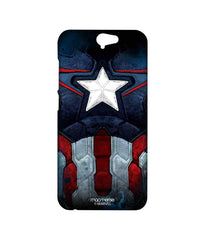 Avengers Captain America Age of Ultron Cap Am Suit Sublime Case for HTC One A9