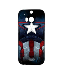 Avengers Captain America Age of Ultron Cap Am Suit Sublime Case for HTC One M8 Eye