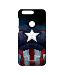 Avengers Captain America Age of Ultron Cap Am Suit Sublime Case for Huawei Honor 8