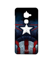 Avengers Captain America Age of Ultron Cap Am Suit Sublime Case for LeEco Le 2