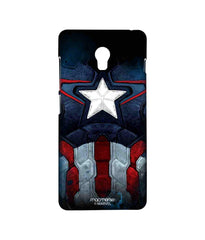 Avengers Captain America Age of Ultron Cap Am Suit Sublime Case for Lenovo Vibe P1