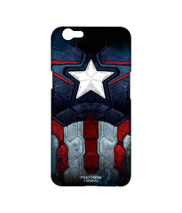 Avengers Captain America Age of Ultron Cap Am Suit Sublime Case for Oppo F1s