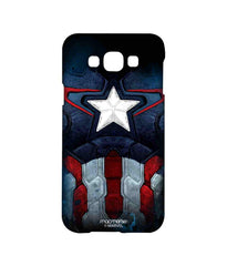 Avengers Captain America Age of Ultron Cap Am Suit Sublime Case for Samsung Grand Max