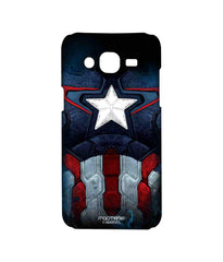 Avengers Captain America Age of Ultron Cap Am Suit Sublime Case for Samsung J5