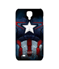 Avengers Captain America Age of Ultron Cap Am Suit Sublime Case for Samsung S4