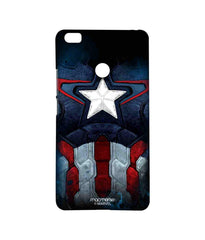 Avengers Captain America Age of Ultron Cap Am Suit Sublime Case for Xiaomi Mi Max