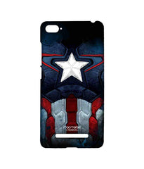 Avengers Captain America Age of Ultron Cap Am Suit Sublime Case for Xiaomi Mi4i