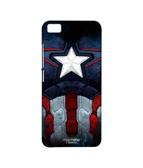 Avengers Captain America Age of Ultron Cap Am Suit Sublime Case for Xiaomi Mi5