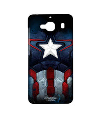 Avengers Captain America Age of Ultron Cap Am Suit Sublime Case for Xiaomi Redmi 2 Prime