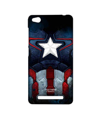Avengers Captain America Age of Ultron Cap Am Suit Sublime Case for Xiaomi Redmi 3S