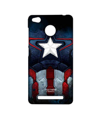 Avengers Captain America Age of Ultron Cap Am Suit Sublime Case for Xiaomi Redmi 3S Prime
